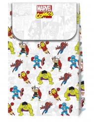 6 premium Avengers™ pop comic cadeauzakjes