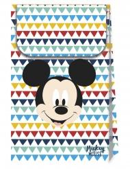 6 premium Mickey™ kartonnen cadeauzakjes