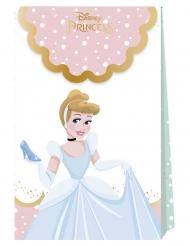 6 premium Disney Princesses™ kartonnen cadeauzakjes