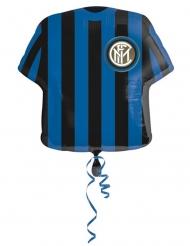 Aluminium Inter™ voetbalshirt ballon