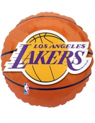 Aluminium LA Lakers™ ballon
