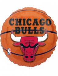 Aluminium Chicago Bulls™ ballon