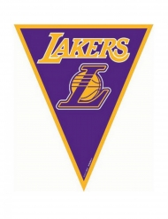 Lakers™ basketbal vlaggenslinger