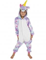 Sterren eenhoorn kostuum voor kinderen