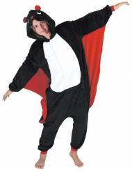 Eendelig vleermuis pak voor volwassenen