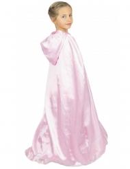 Candy roze prinses cape voor kinderen