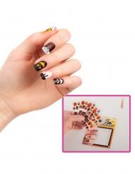 80 zelfklevende Halloween nagel stickers voor volwassenen