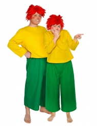 Pumuckl™ kostuum voor volwassenen