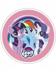 Willekeurige My Little Pony™ eetbare schijf