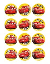12 Cars™ koek decoraties