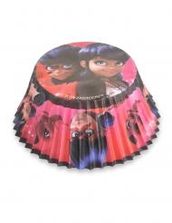 50 Ladybug™ cupcake vormpjes