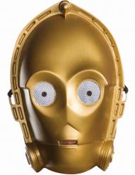 Vintage C3PO™ masker voor volwassenen