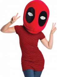 Groot Deadpool™ mascotte masker voor volwassenen