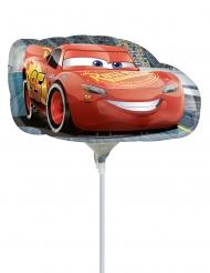 Kleine aluminium Cars 3™ auto ballon