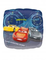 Cars 3™ rechthoekige aluminium ballon