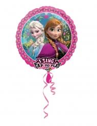 Aluminium muzikale Frozen™ ballon