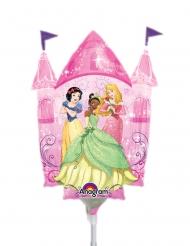 Kleine aluminium Disney Princesses™ kasteel ballon