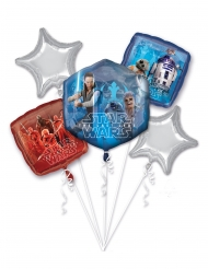 Aluminium Star Wars The Last Jedi™ ballon boeket