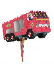 Brandweerman Sam brandweerwagen pinata