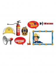 9 Sam de Brandweerman™ photobooth accessoires