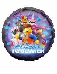 Aluminium The Lego Movie 2™ ballon