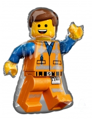 Aluminium Emmet The Lego Movie 2™ ballon