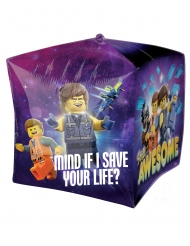 Aluminium The Lego Movie 2™ kubus ballon
