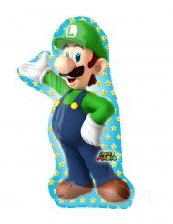 Aluminium Luigi Super Mario Bros™ ballon