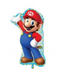 Aluminium Super Mario™ videogame ballon