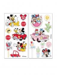 Eetbare Mickey & Minnie™ plaatjes