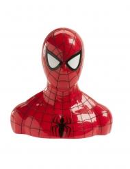 Spiderman™ spaarpot met snoep