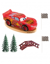 Cars™ taart decoratie set