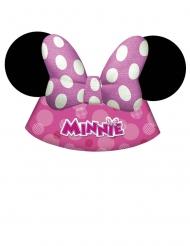 6 Minnie Bow-Toons™ feesthoedjes