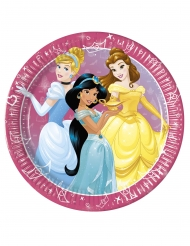 8 kartonnen Disney Princesses Dream Day™ borden