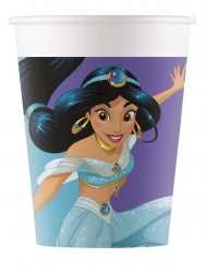 8 kartonnen Disney Princesses Dream Day™ bekers
