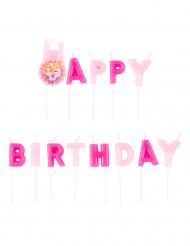 Disney Princesses™ happy birthday verjaardagskaarsjes