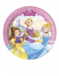 8 kleine kartonnen Disney Princess Dreaming™ borden