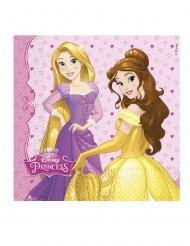 20 papieren Disney Dreaming Princesses™ servetten