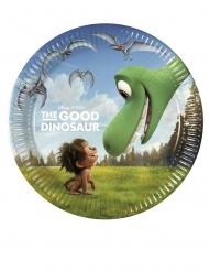 8 kleine kartonnen The Good Dinosaur™ borden