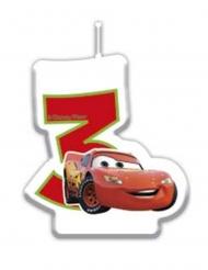 Cars™ leeftijd kaars