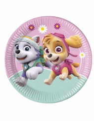 8 kartonnen Stella & Everest Paw Patrol™ borden