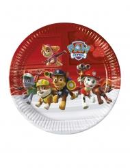 8 kartonnen Paw Patrol™ verjaardag borden