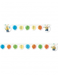 Minions Balloon Party™ Happy Birthday slinger