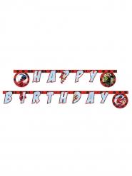 Happy Birthday Ladybug™ verjaardagsslinger 2m