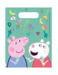 6 Peppa Pig™ cadeauzakjes