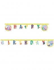 Peppa Pig™ happy birthday slinger 2 m