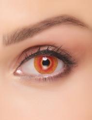 Geïnfecteerde monster contactlenzen voor volwassenen