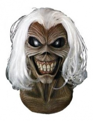 Luxe Iron Maiden™ Killer masker voor volwassenen