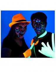 UV skelet schmink set