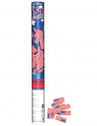 USA vlag confetti kanon